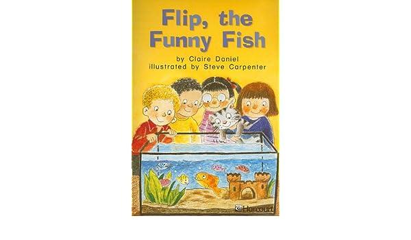 Flip, the Funny Fish
