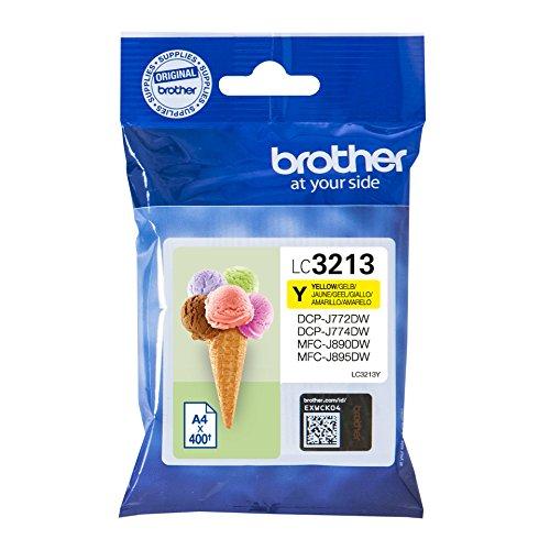 Preisvergleich Produktbild Brother LC3213Y Gelb Original Tintenpatronen Pack of 1
