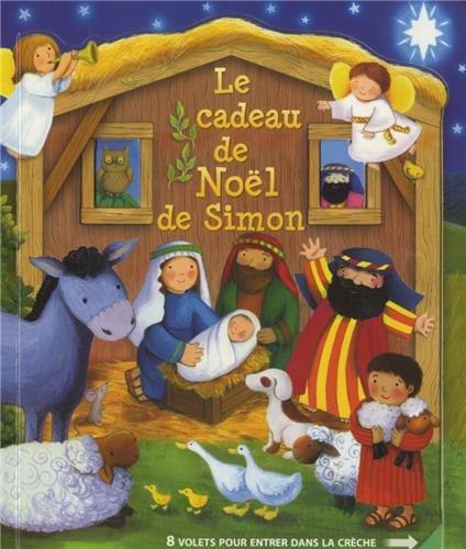 Le cadeau de Noël de Simon par Société biblique française
