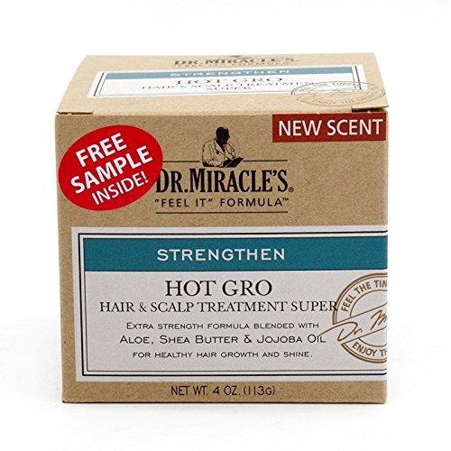 Dr. Miracle's Feel It Formula crece caliente,...