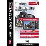 digiCOVER Hybrid glass Film de Protection d'écran pour Fujifilm X-M1
