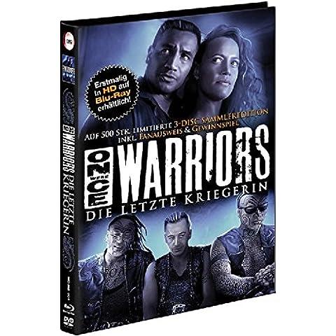 Once Were Warriors - Die letzte Kriegerin - Mediabook/Fan-Edition
