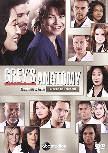 Grey's anatomyStagione10 [6 DVDs] [IT Import]Grey's anatomyStagione10 [6 DVDs] [IT Import]