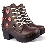FATH SON Latest Collection,Comfortable & Fashionable Boots for Women's and Girl's