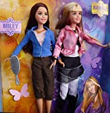 Barbie Mattel Puppe Popstar Hannah Montana Mädchen in Geschenk Karton Verpackung