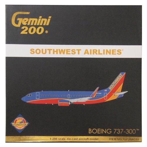 gemini-1-200-b737-300-southwest-airlines-n370sw-japon-import-le-paquet-et-le-manuel-sont-crites-en-j