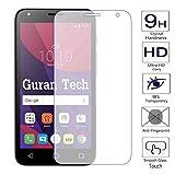Guran® Displayschutz Glasfolie für Alcatel OneTouch Pixi4 (5,0 Zoll) 3G / 4G Smartphone Hartglas Schutzfolie Film