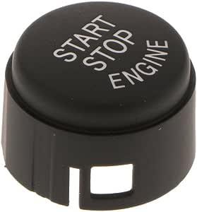 Non Brand Start Stopp Motor Knopf Schalter Funktion Abdeckung Für Bmw 5 7 F01 F02 F10 Auto