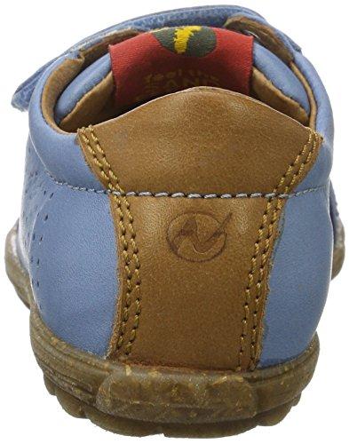 Naturino Naturino Hill, chaussons d'intérieur mixte enfant Bleu jean
