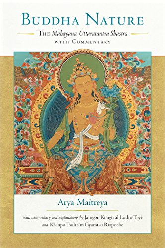 Buddha Nature: The Mahayana Uttaratantra Shastra with Commentary (English Edition)