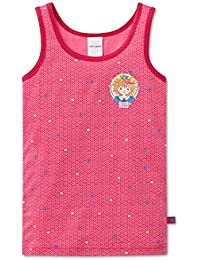 Schiesser muchachas del chaleco sin mangas 0/0 Brazo Lillifee 104-140 - rosa