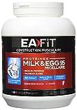 EAFIT Milk Egg 95 Micellaire Protéine de Caséine Yaourt Fruits Rouges 750 g