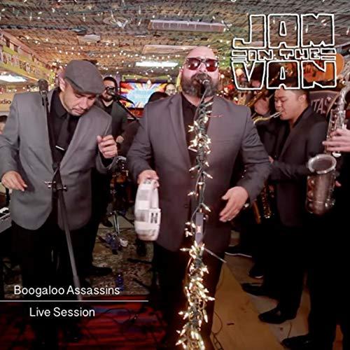 Jam in the Van - Boogaloo Assassins (Live Session) (Boogaloo Assassins)