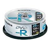 Fuji DVD-R 4.7GB 16x DVD-Rohlinge 25er Spindel