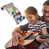 Outil d'apprentissage de la guitare, méthode de la guitare Chord Buddy, accessoires classiques d'aide à l'enseignement, pour l'apprentissage de la guitare