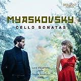 MYASKOVSKY: Cello Sonatas