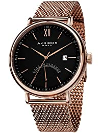Akribos AK731RG - Reloj para hombres