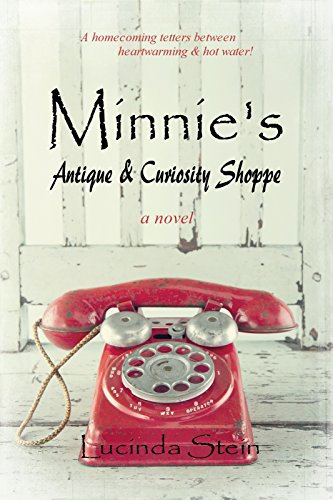 Book cover image for Minnie's Antique & Curiosity Shoppe