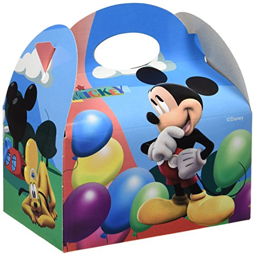 (Mickey Mouse Party Favor Box)