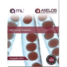 ITIL Service Transition 2011