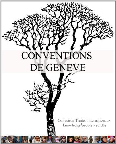 Conventions de Genève par Knowledge⁴people
