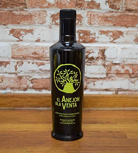 VITAOLIVA. Aceite de oliva virgen extra categoría superior primera presión en frío en botella de cristal 1/2 litro. Ecológico