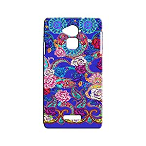 BLUEDIO Designer Printed Back case cover for Coolpad Note 3 - G5771