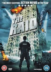 The Raid [DVD] [2011]