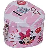 HMI Disney & Marvel Mickey Mouse Minnie Mouse Princess Spiderman Cartoon Arts Coin Bank Or Money Bank Multicolour (Minnie Mouse)