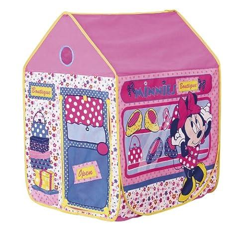 Worlds Apart 863916 Tente en Forme de Boutique de Minnie Disney Rose