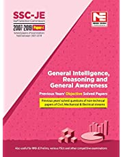 SSC : General Intelligence, Reasoning and General Awareness Objective Solved Papers by MADE EASY