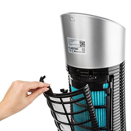 klarstein skyscraper ice 4 in 1 klima tower klimager t turm ventilato fernbedienung. Black Bedroom Furniture Sets. Home Design Ideas