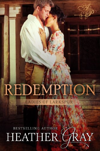 Redemption(Ladies of Larkspur Book 3) (English Edition)