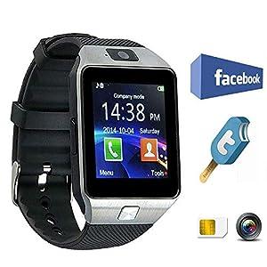 hangang Smartwatch Bluetooth inteligente Reloj 1.56pantalla táctil TFT