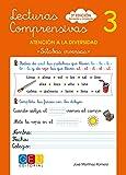 Lecturas comprensivas 3 / Editorial GEU / Educación Infantil / Mejora la comprensión lectora / Recomendado como apoyo / Actividades sencillas