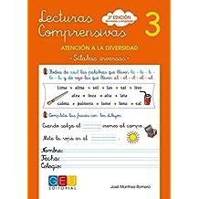 Lecturas comprensivas 3 - Sílabas Inversas