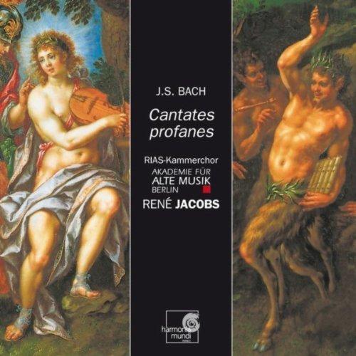 "The Pacified Aeolus, BWV 205: Rezitativ Pallas, Pomona, Zephyrus ""Was Lust! Was Freude!"""
