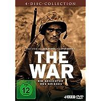 The War - Die Gesichter des Krieges [4 DVDs]
