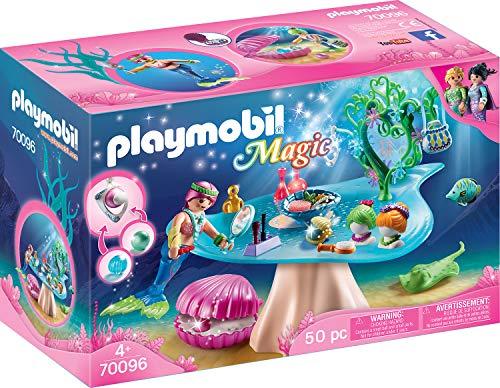 Playmobil 70096Magic Beauty Salon con Perla Joyero