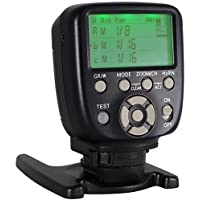 Yongnuo Upgraded YN560-TX II LCD disparador de flash mando a distancia para Canon y YN560IV/III yn660con función de despertador para Canon cámaras