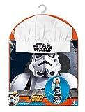 Star Wars Troopers Kinder Chefkoch-Set Kochschürze und Kochmütze, 2-teilig - 2