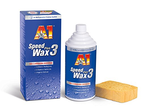 A1 Speed Wax Plus 3, 500 ml (#2730)