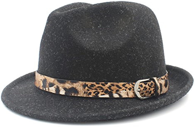 Fashion Fashion Good looking Felt Homburg per Jazz Fedora Hat per Homburg  elegante Lady Cashmere Trilby b5b1b88f0490