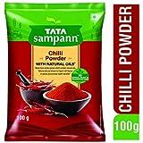 Tata Sampann Chilli Powder Masala, 100g