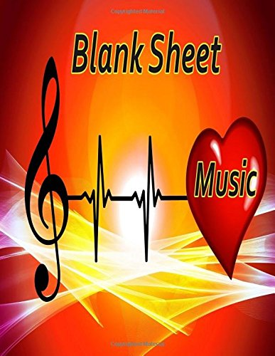 Blank Sheet Music: For Ukulele 150 pages Blank Music Sheet Paper, Manuscript, Four Horizontal Lines for Ukulele Strings and Fives Blank Tabs & Staff