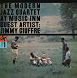 Modern Jazz Quartet at Music Inn