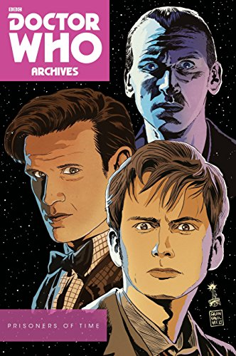 Doctor Who: Prisoners of Time Omnibus (Dr Who Graphic Novels)