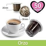Caffè Kickkick Orzo 50 Capsule Compatibili Nespresso