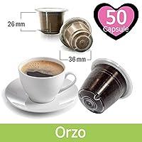 Capsules compatibles avec machines à café Nespresso.