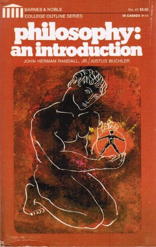 Philosophy: An Introduction (College Outline)